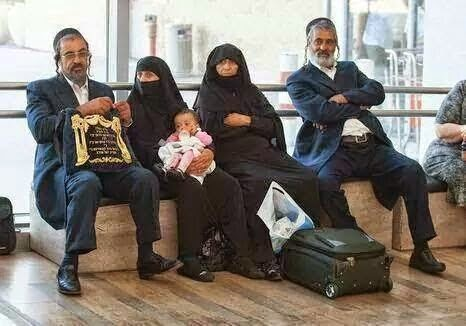 Keluarga Yahudi Ortodoks