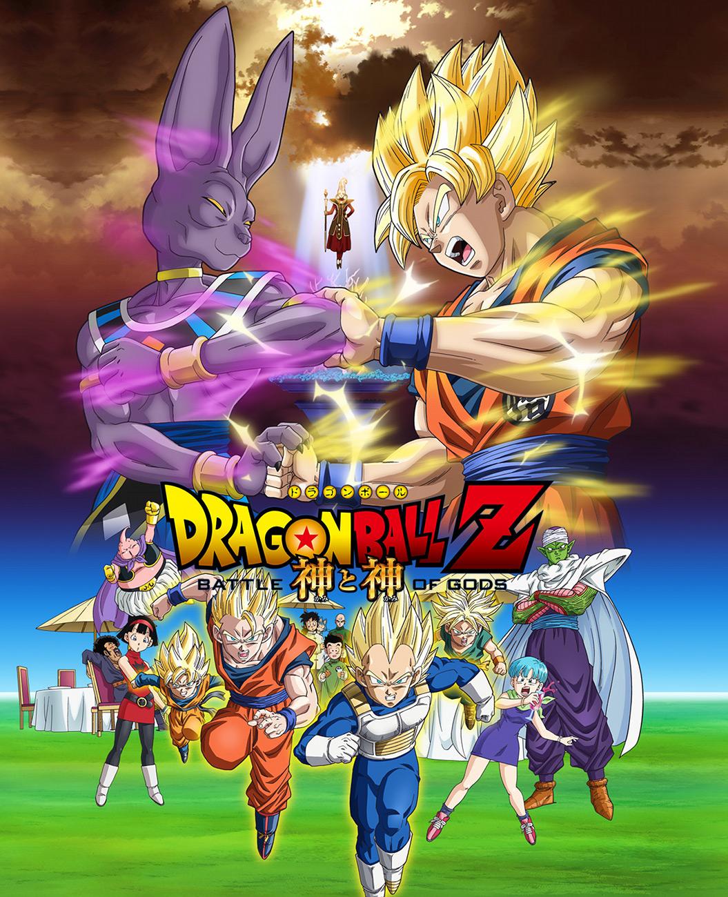 Songoku:Bảy viên ngọc rồng – Dragon ball Z: Battle Of God