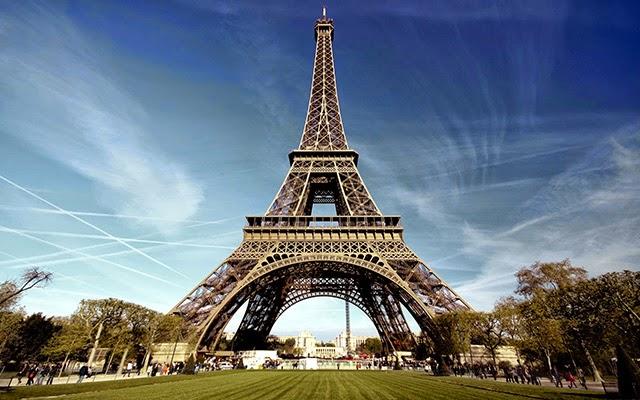 法國艾菲爾鐵塔旅遊