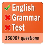အဂၤလိပ္စာကို ဖုန္းမွာသင္ယူဖို႕အတြက္ English Grammar Test apk