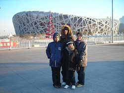 Bird Nest Olympic Stadium, Beijing