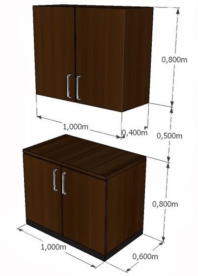 Jual kitchen set malang 085103716644 daftar harga for Harga pasang kitchen set