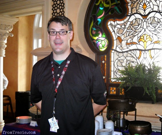Patrick Braillard, Creative Development Universal Orlando