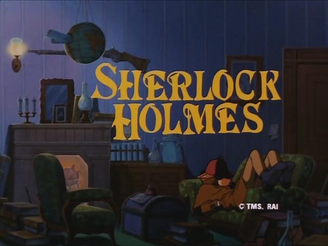 Hablamos de anime Sherlock05bf8