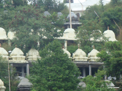 1008 Shiva temples on a hillock Vinayaka Mission Institutions, Salem