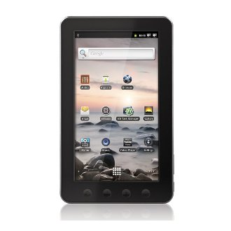 Kyros 7-Inch Android 2.3 Tablet PC - MID7012-4G (Black) - Reviews 1