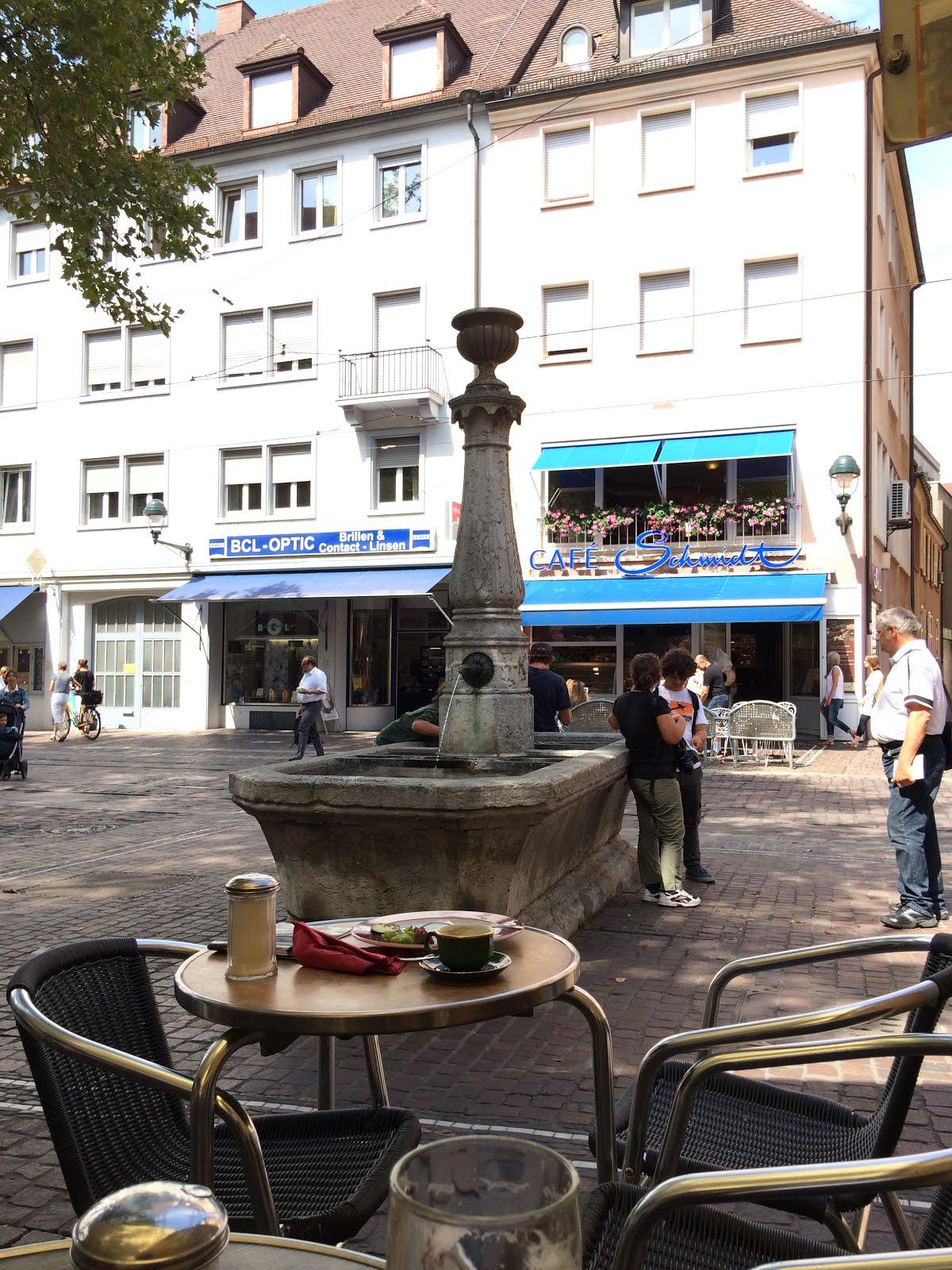 Sidetrip to Freiburg
