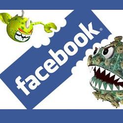 8 رسائل احتيالية على الفيسبوك