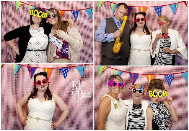 funky photobooth, wedding photobooth, diy photobooth, wedding props, bunting, bride in window, bridal prep, vintage wedding, high house farm brewery wedding, northumberland wedding photography katie byram photography,