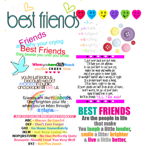 Best Quotes For Thanking Best Friend : All photos gallery best friends quotes funny
