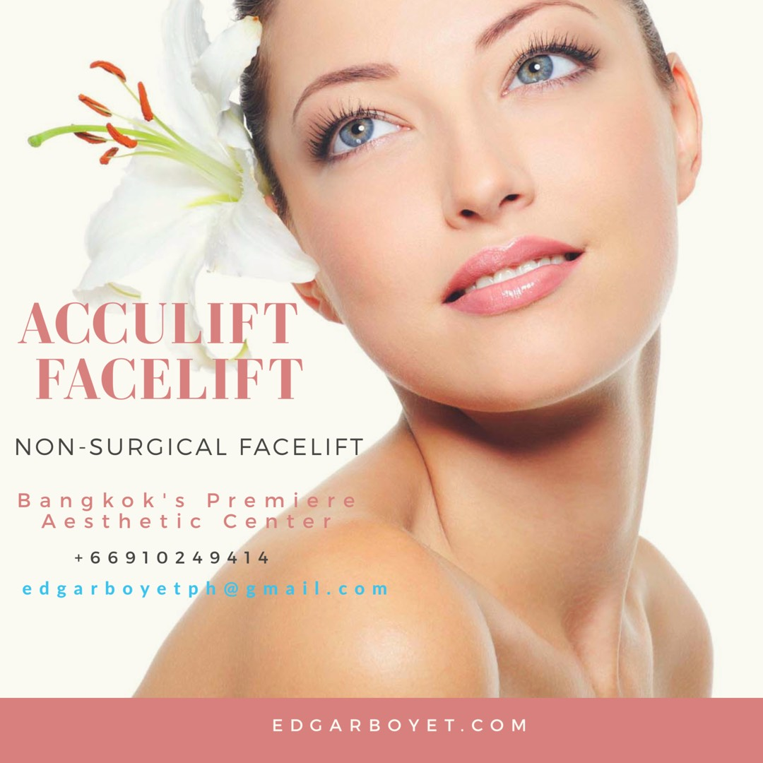 Say Goodbye to Wrinkles with Acculift Facelift! Click the Image for More Information.
