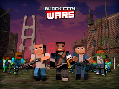 Block City Wars 4.2.2 Mod Apk + Data - Screenshot-1