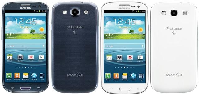Specs: Samsung Galaxy S III - U.S. Cellular - SCH-R530