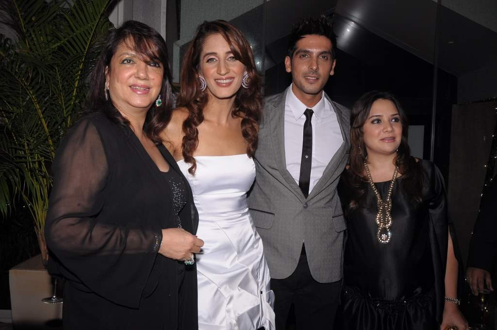 Farah Khan dinner for Moet Chandon