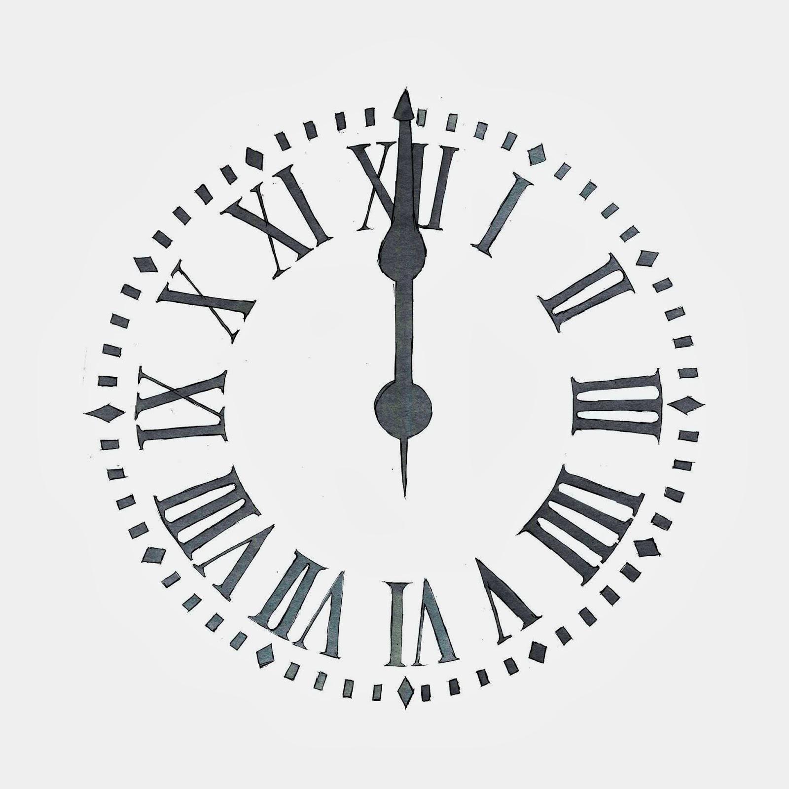 Relojes antiguos dibujos for Imagenes de relojes