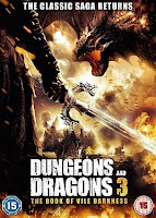 Dungeons and Dragons: The Book of Vile Darkness (2012) online y gratis