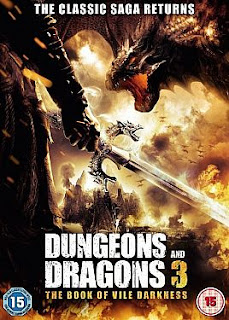 Ver Película Dungeons and Dragons: The Book of Vile Darkness Online Gratis (2012)