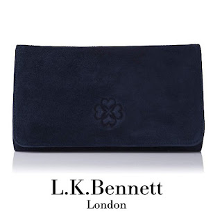 LK BENNETT Frome Clutch Bag Kate Middleton Style
