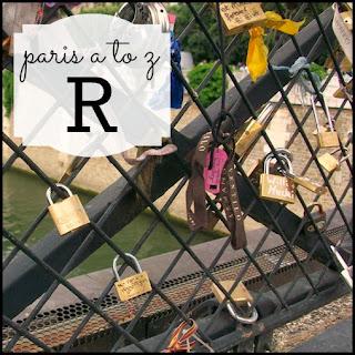 Paris A to Z: R is for Romance