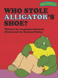 Who Stole Alligator S Shoe