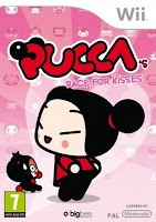 Pucca's Race for Kisses – Wii
