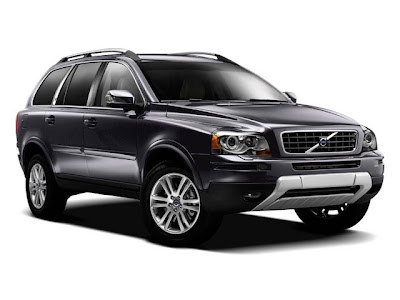 Volvo XC90   Entertainup