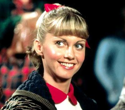 Olivia Newton-John joven