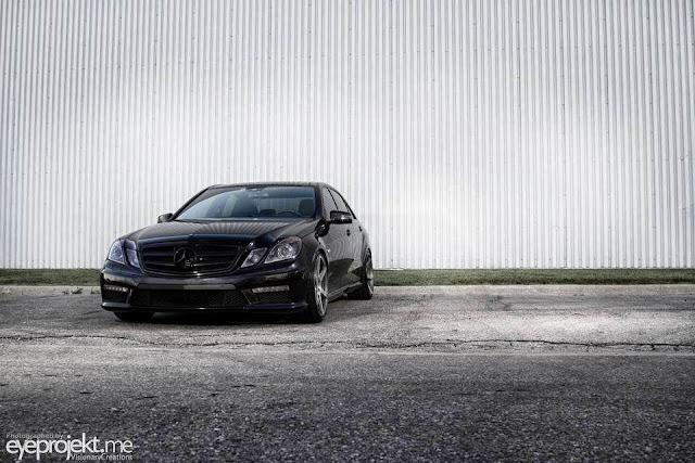 w212 black