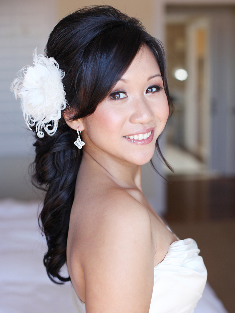 Simple Collection Of Modern And Marvelous Bridal Hair Accessories By Ann