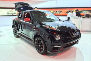 2014 Nissan Juke Nismo RS Revealed at LA Motor Show