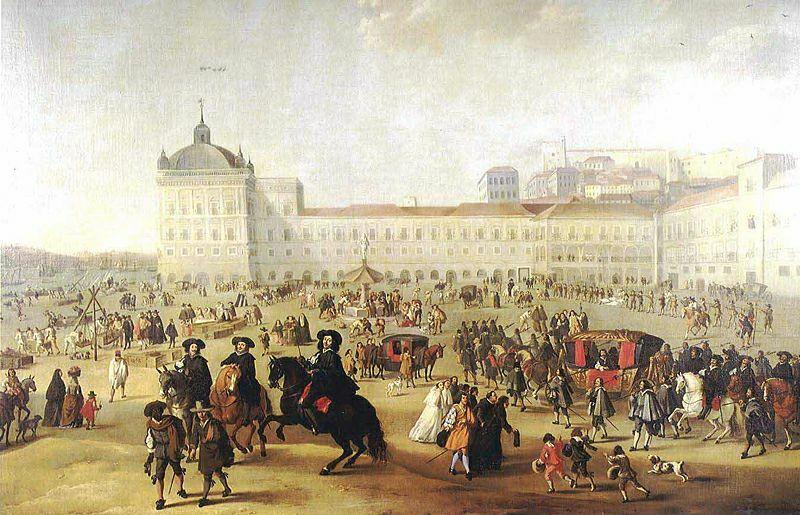 Lisboa, Início do Século XIX