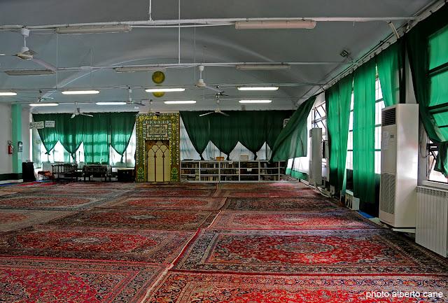 moschea di via padova a Milano