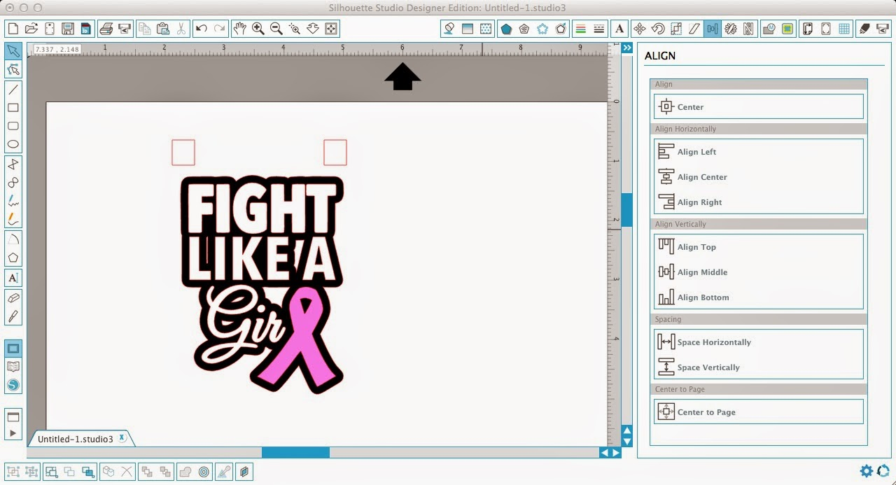 Layering Vinyl Two Tone Offset Vinyl Decal Or Design Tutorial - How to make vinyl decals for windows