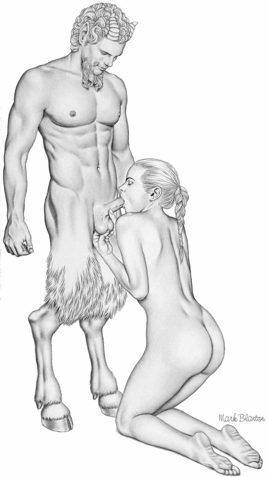 Satyrs fucking nymphs adult pic
