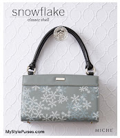 Miche Snowflake Classic Shell