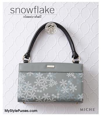 Miche Snowflake Classic Shell