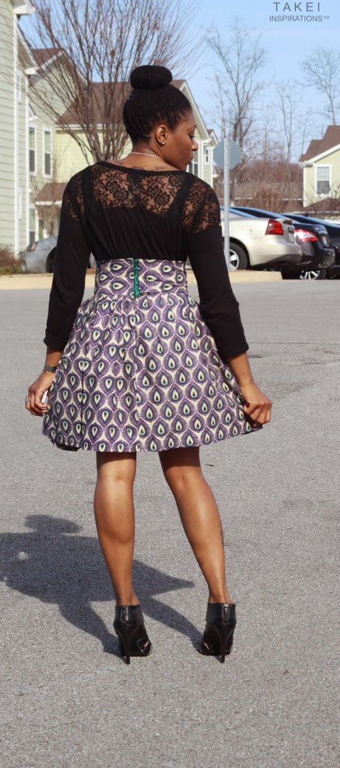 African print fashion, style, ootd