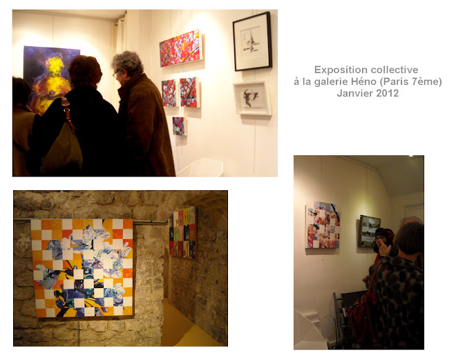 Exposition collective d'hiver