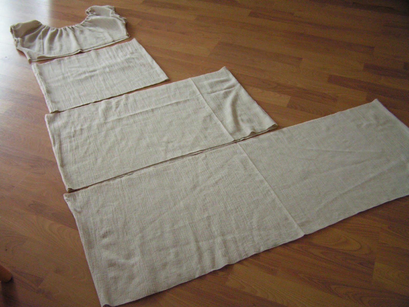 Шьем одежду в деревенском стиле своими руками