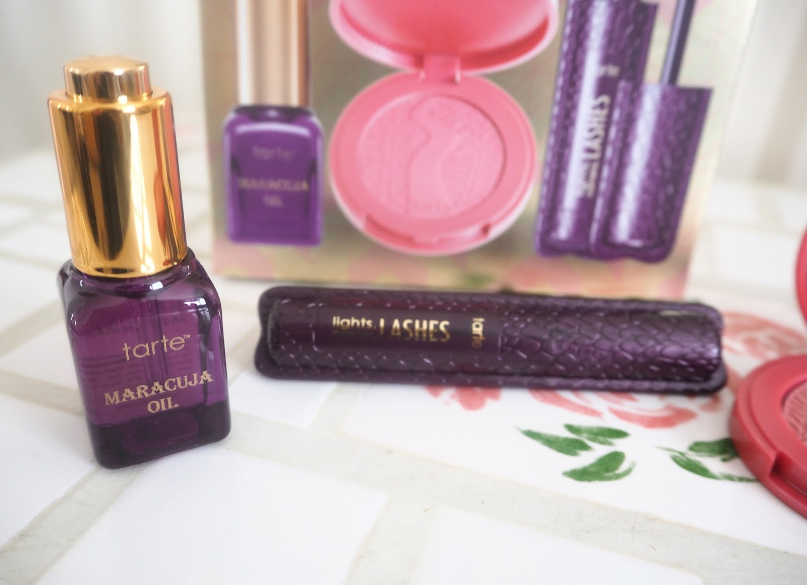 New York Haul: Tarte Cosmetics   Katie Kirk Loves