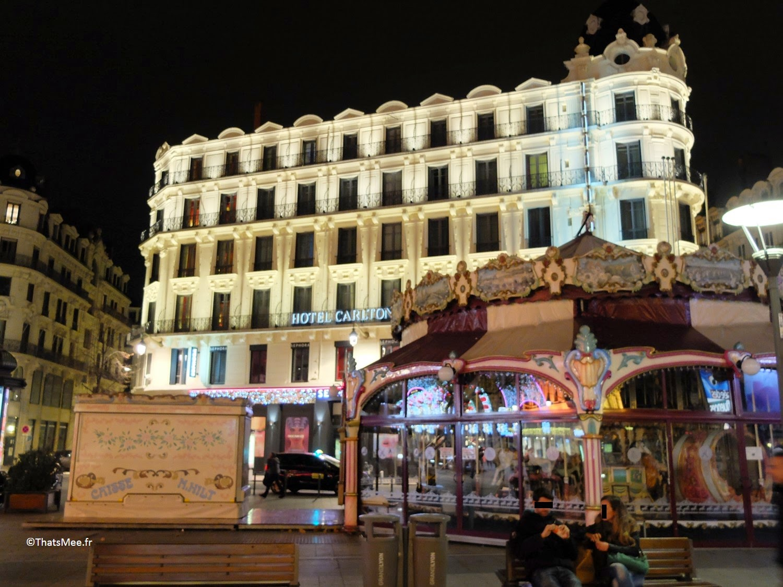 visiter Lyon Le Carlton MGallery Collection rue Grolée rue Jussieu, ThatsMee.fr