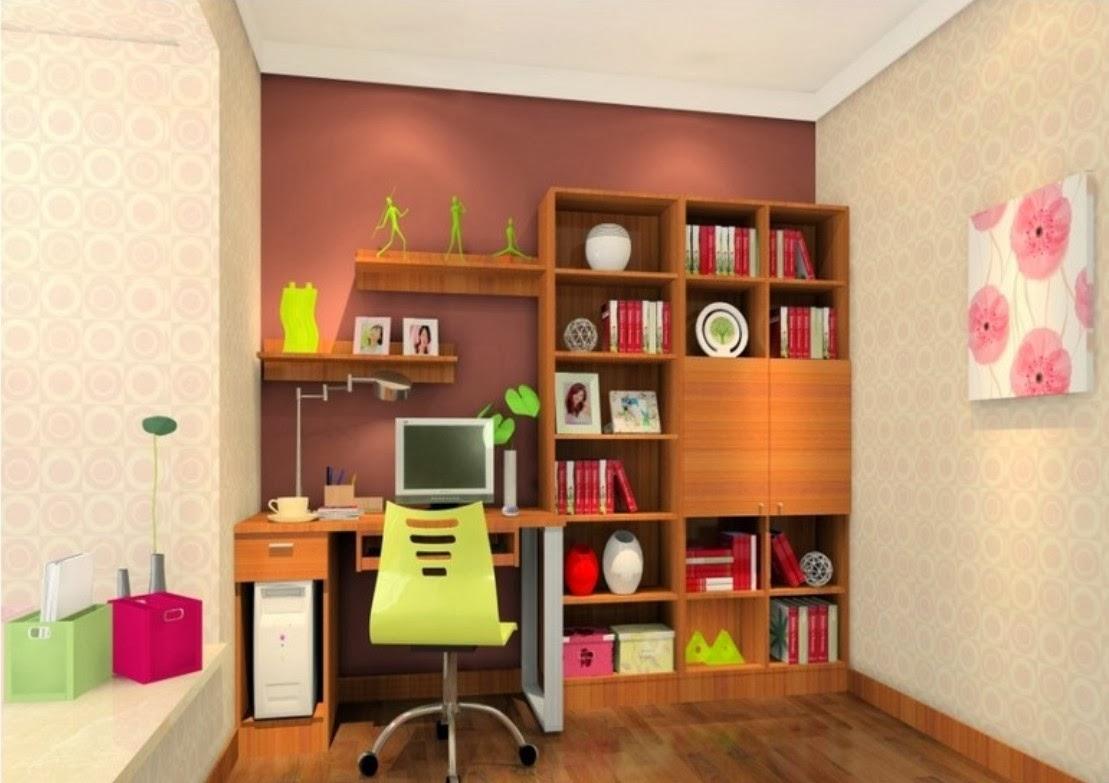 ... ruang belajar anak | Desain Interior | Dekorasi Rumah | Desain Ruangan