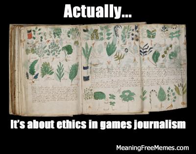 Voynich #ActuallyEthics