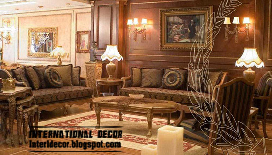 Clic Turkish Reception Room Decorations Furniture