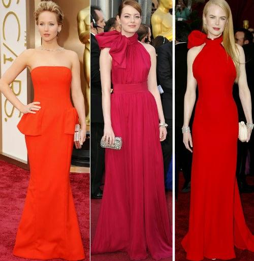 tips de belleza de los Oscar