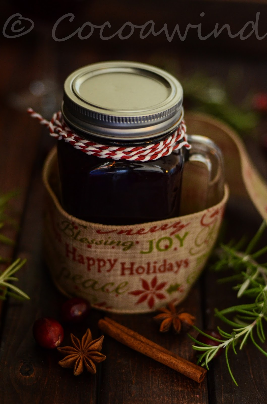 Mulled wine perfect gift for the holiday season - Make perfect mulled wine ...