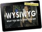 WYSIWYG The Musical - Logout and Login to Life