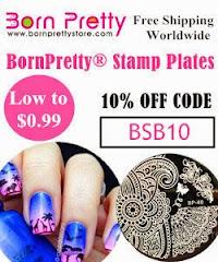 Born Pretty Store (Купон на скидку 10% с кодом BSB10)