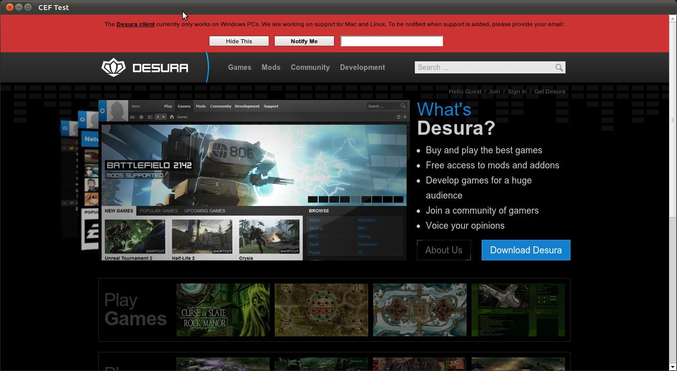 Install Desura Gaming Client on Ubuntu 13.04   UbuntuHandbook