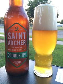 Saint Archer Double IPA 1